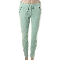 Kiind Of Womens Knit Pull On Jogger Pants