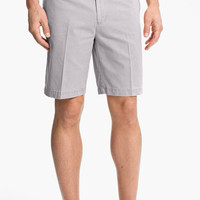 Men's Peter Millar Washed Twill Shorts
