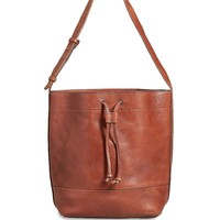 Lucky Brand The Point Drawstring Bag Womens