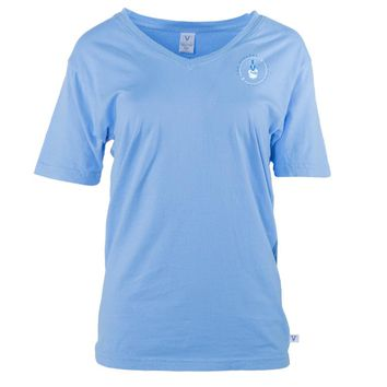 Official NCAA The Citadel Bulldogs - RYLCIT11 Men's / Women's Unisex V-Neck Tee