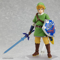Link figma from The Legend of Zelda: Skyward Sword Re-Release