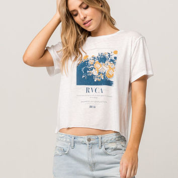 RVCA Autumns Decay Womens Tee
