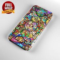 All Character Disney Full Wrap Phone Case For iPhone, iPod, Samsung, Sony, HTC, Nexus, LG, and Blackberry