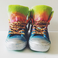 Rainbow One of Kind Kicks
