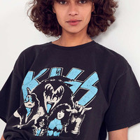 Junk Food Classic KISS Tee | Urban Outfitters