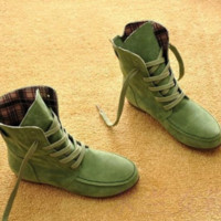 SPECIAL SALE !!!  2015 Winter Boots for Women and Men... Suede Leather Boots