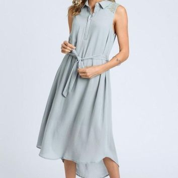 Midtown Shirt Dress
