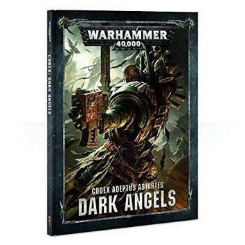 Codex Adeptus Astartes Dark Angels Warhammer 40,000 (HB)