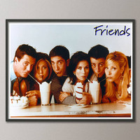Friends TV Show  Poster  11*14