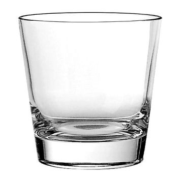Majestic Gifts E61616-S6 Quality Glass Double Old Fashioned Tumbler 11 oz. Set of 6