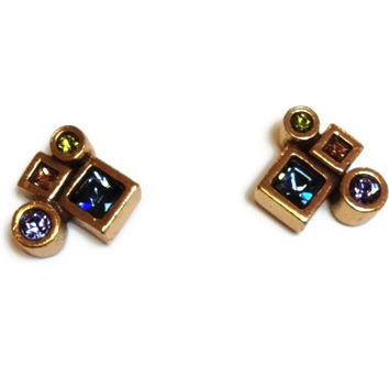 Patricia Locke Jewelry - Endo Earrings in Dune