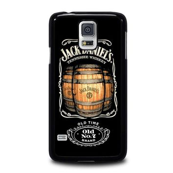 jack daniels samsung galaxy s5 case cover  number 1