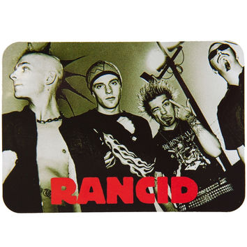 Rancid - Band Photo - Decal