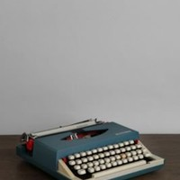 One-Of-A-Kind Vintage Royal Typewriter