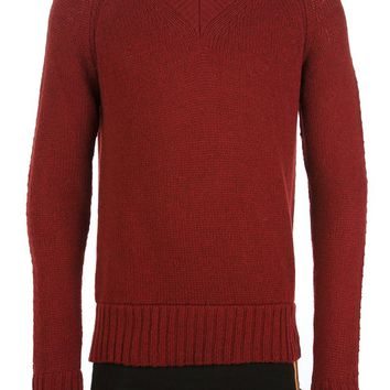 Mcq By Alexander Mcqueen V-Neck Sweater
