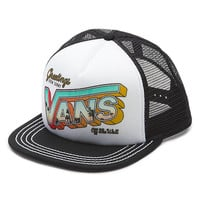 Lawn Party Trucker Hat | Shop at Vans