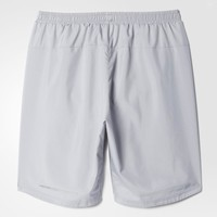 adidas Men's Running Sequentials Run Shorts (Small, Mid Grey) | Jet.com
