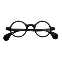 Small Funky Retro Style Clear Lens Round Eye Glasses Frames R1680