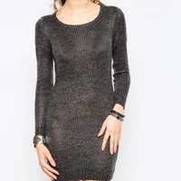 Blend She Max Knitted Dress at asos.com
