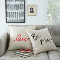Valentine's Pillow Covers