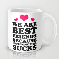 Best Friends Mug by LookHUMAN