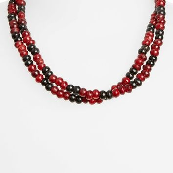Undercover Long Beaded Necklace | Nordstrom