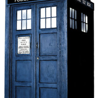 The Tardis Stand Up at AllPosters.com