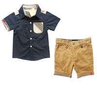 Summer 2 PC Shirt and Shorts