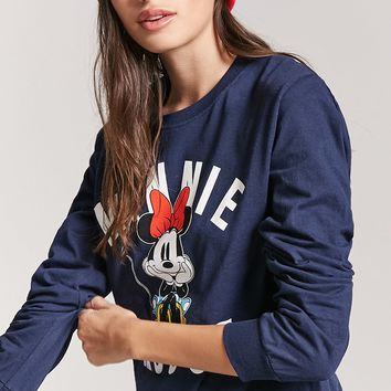 Minnie Mouse Graphic Tee