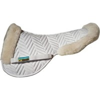 Fleeceworks™ Classic Pad with Rolled Edge Wool | Dover Saddlery