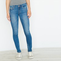 Blue City High Waist Jegging