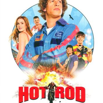 Hot Rod 11x17 Movie Poster (2007)