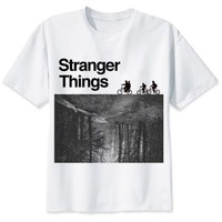 "Stranger Things ""Realistic"" T-Shirt"