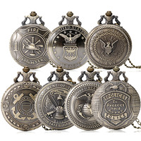 2017 Military and Police Pocket Watch