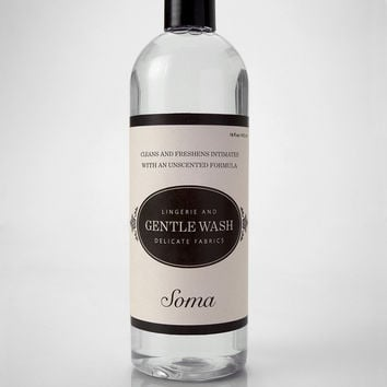 Soma Unscented Lingerie Gentle Wash