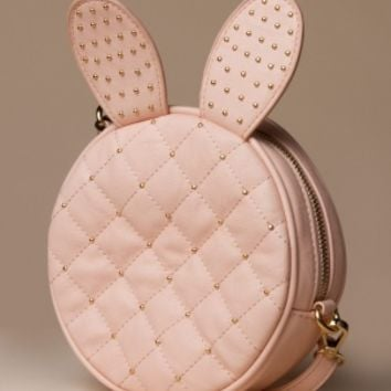 Pink Quilted Bunny Purse by Nila Anthony - ShopKitson.com