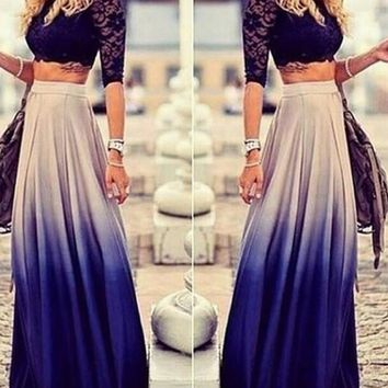 ON SALE  CUTE COLORFUL FASHION HOT SKIRT