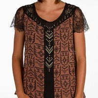 Women's Pieced Chiffon