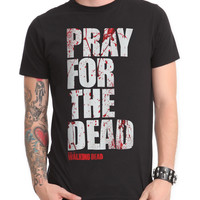 The Walking Dead Pray For The Dead Slim-Fit T-Shirt | Hot Topic