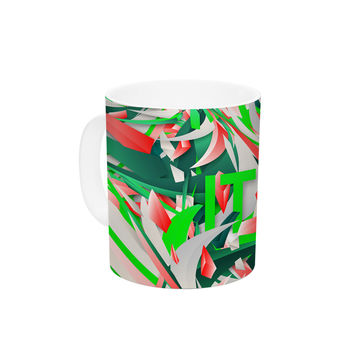 "Danny Ivan ""Italy"" World Cup Ceramic Coffee Mug"