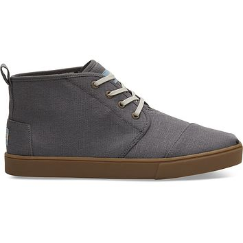 TOMS - Men's Cupsole Venice Collection Shade Heritage Canvas Boots