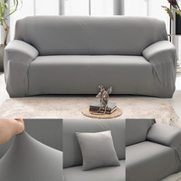 Sofa Cover Slipcovers Sofa tight wrap all-inclusive slip-resistant sectional elastic full sofa Cover