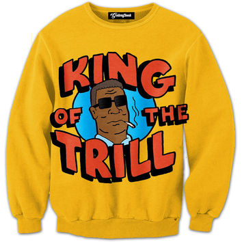 Trill King Crewneck