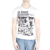 Guys 'Space Detective Comic' Graphic Tee
