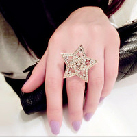 Gift New Arrival Jewelry Shiny Stylish Korean Accessory Ring [6586145543]