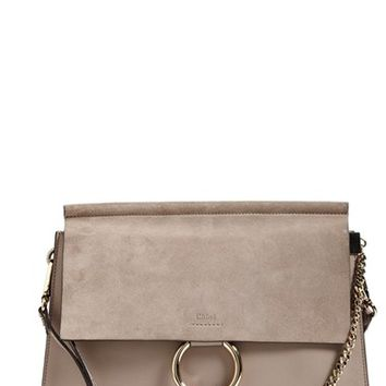 Chloe 'Medium Faye' Shoulder Bag