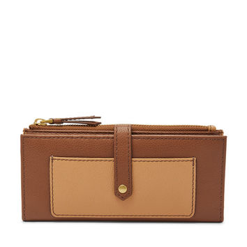Keely Tab Clutch, Neutral Multi