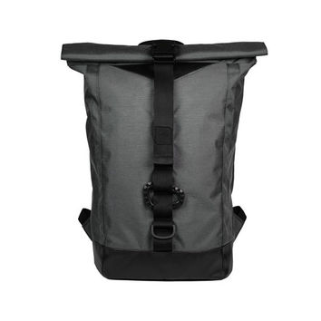 Gray Backpack, Rolltop Backpack, Mens Rucksack, Roll Top Backpack, Laptop Backpack, Sports Bag, Rucksack Backpack, Macbook Bag, Mens Bag