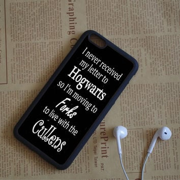 Harry Potter Twilight Quotes cell phone protection case cover for iphone 4 4s 5 5s se 5c 6 6s 6 plus 6s plus 7 7 plus