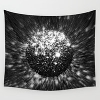 Coming To A Galaxy Near You Wall Tapestry by 2sweet4words Designs